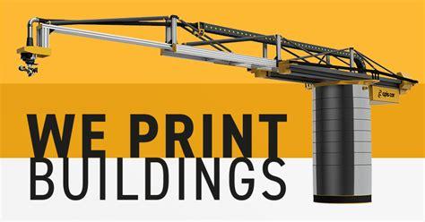 3d House Printer photo apis cor we print buildings
