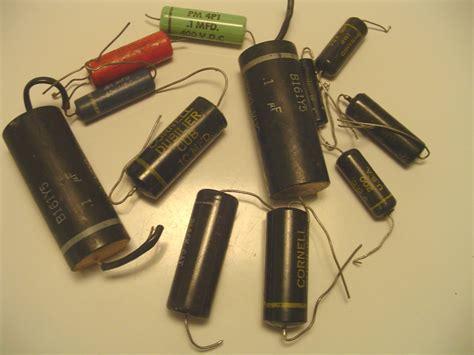 carbon capacitor diy fs capacitors carbon comp resistors paper caps lot diyaudio