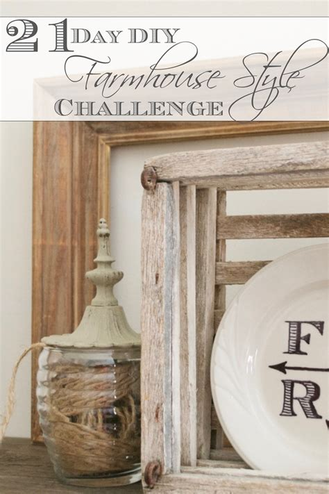 diy decorating challenge country design style