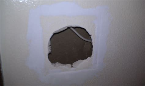 fix hole in wall wall repair tips