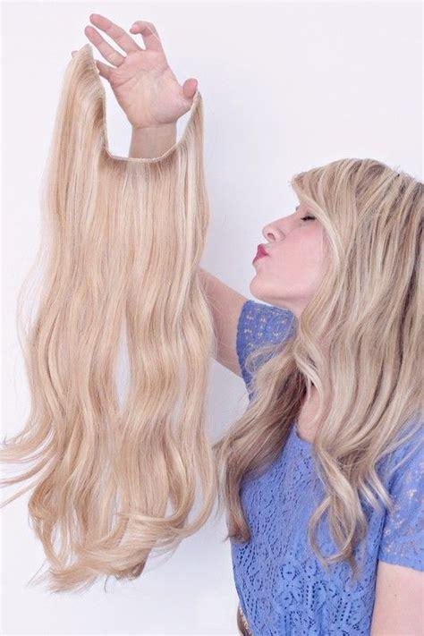 jessica simpson headband hair extensions 25 best ideas about headband hair extensions on pinterest