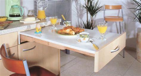 table pour cuisine table escamotable pour cuisine 233 quip 233 e cuisine 233 quip 233 e design