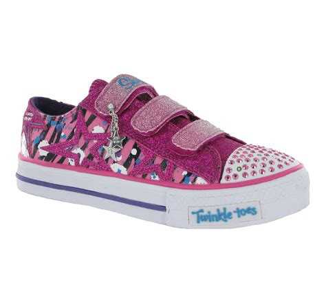 skechers light up sneakers for toddlers new skechers twinkle toes light up velcro