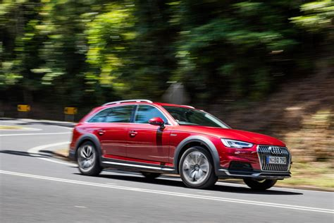 Review Audi by 2017 Audi A4 Allroad Review Caradvice