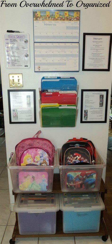 entryway backpack storage 17 best ideas about school bag storage on pinterest
