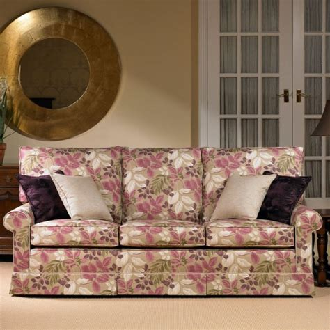 steed upholstery steed knightsbridge 3 seater sofa at smiths the rink