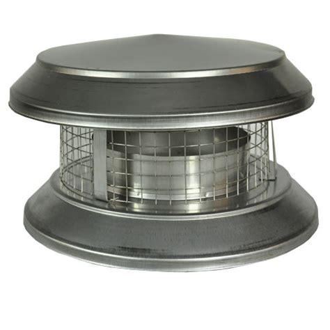 6 inch chimney rain cap shasta vent 6 inch inner diameter all fuel deluxe cap
