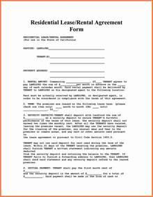 10 apartment rental agreement marital settlements