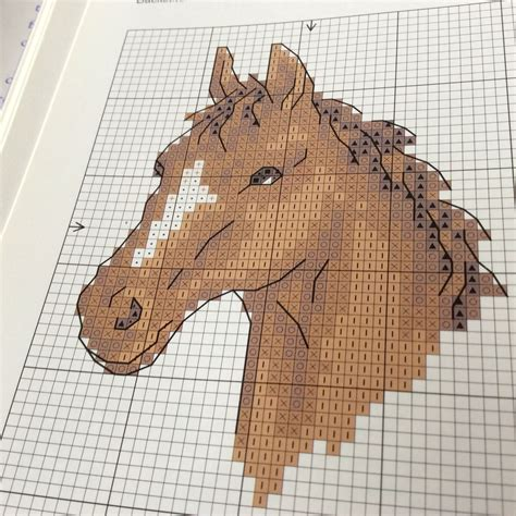 pinterest horse pattern a horse cross stitch pattern feel free to use cross