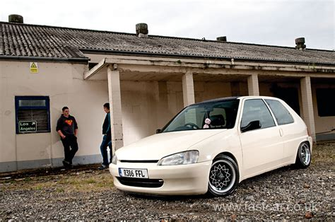 peugeot 106 custom modified peugeot 106 fast car