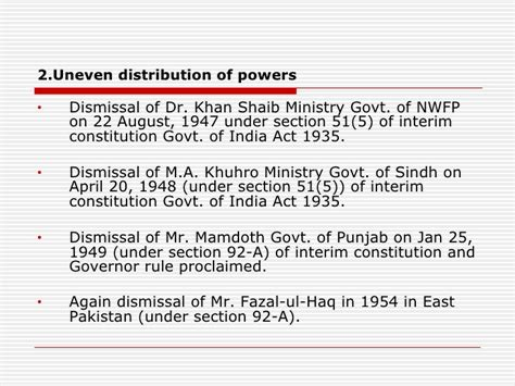 section 51 constitution federalism in pakistan