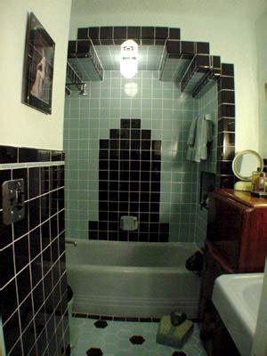 Bathroom Tile Ideas Deco Nouveau And Deco Deco Bathroom Designed By