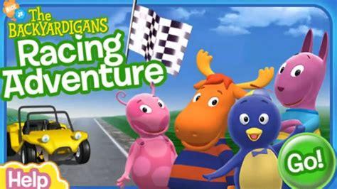 the backyardigans racing adventure episode