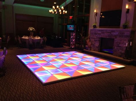 light up dance floor rental led rentals houston professional uplighting and more