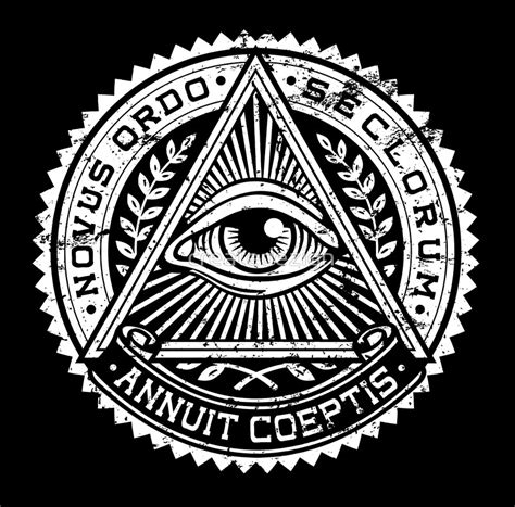 novus ordo seclorum illuminati quot novus ordo seclorum new order of the ages quot posters by
