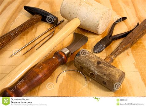 used upholstery tools old hand tools royalty free stock photos image 20481008