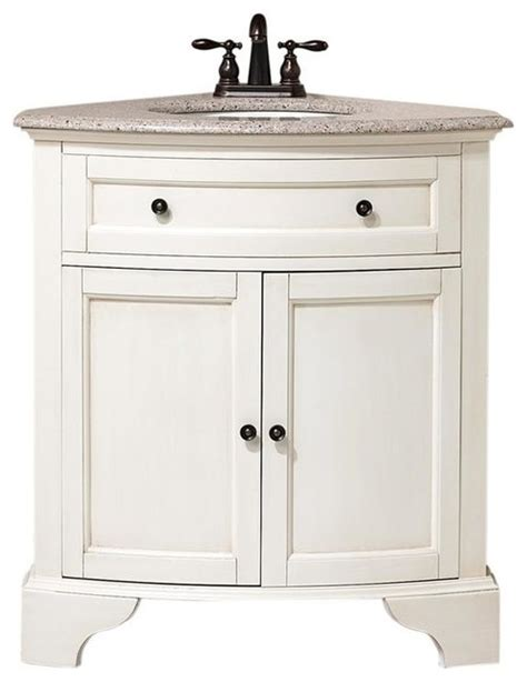 hamilton corner vanity traditional bathroom sinks