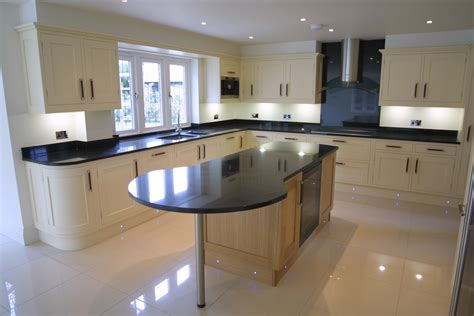Kitchen Island With Marble Top by Granite Worktops Mastercraft Kitchens