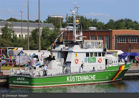 fotografen wilhelmshaven einsatzfahrzeug zollboot jade wilhelmshaven bos