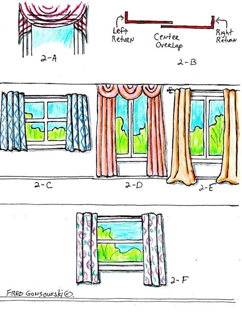 curtain hanging guide an awesome guide on the proper way to hang curtains