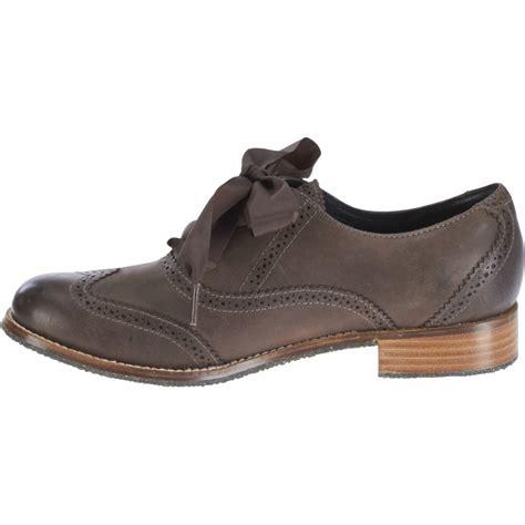 shoes oxfords new womens sebago mahogany leather claremont brogue