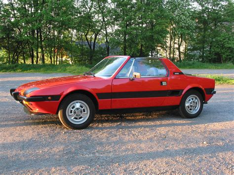 One Car Garage Ideas file fiat x19 jpg wikimedia commons