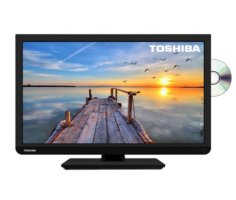Panasonic Led Tv 24 Inch Th24e302g Limited toshiba 24d1433db 24 inch hd ready led dvd tv combi built in freeview usb black ebay