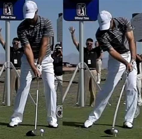 bowed left wrist golf swing bowed wrist at impact is it a result or intentional