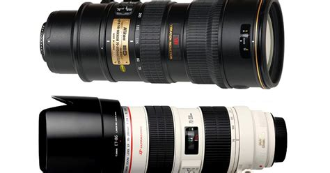 Perbandingan Lensa Nikon Vs Canon ohgituto lensa canon vs lensa nikon