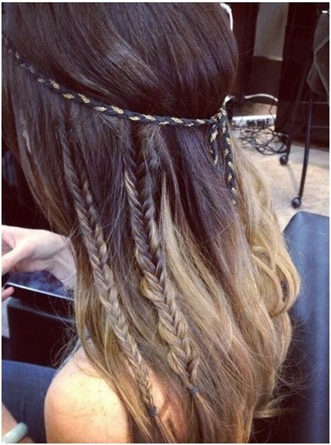 Hairstyles With Braids For Long Hair Cute | diy braided hairstyles for long hair cute braid popular