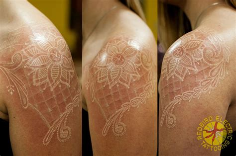 white lace tattoo designs 30 feminine lace tattoos for