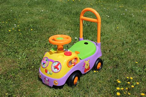 Bobby Car Aufkleber Winnie Pooh by Bobby Car Kinderauto Kinder Dreirad Test