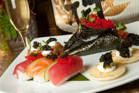 bellagio elevates buffet experience with unlimited caviar