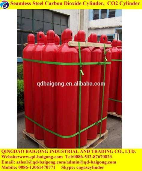 Tabung Gas 50 Kg made in china seamless steel 50kg weight empty co2 gas cylinder buy co2 gas cylinder 50kg gas