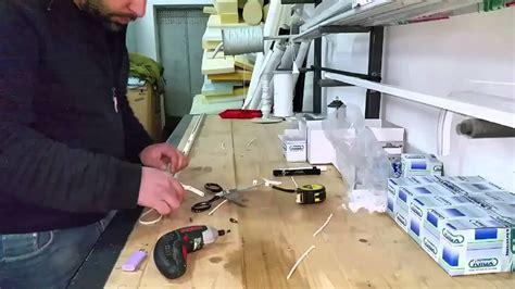 tappezzeria casa come fare un bastone per tende apertura a sinistra