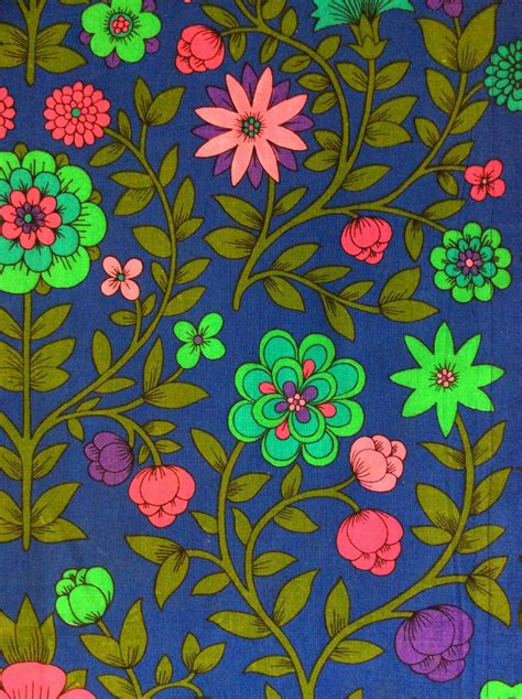 vintage pattern material 60s vintage fabric jonelle duracolour retro english pattern