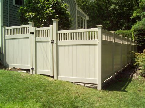 vinyl fence sections how to fill an awkward gap in your fence line fence gap