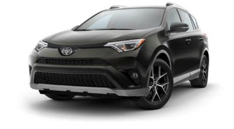 Toyota Rav4 Colors What Colors Does The 2017 Toyota Rav4 Come In