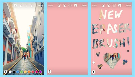 cadenas insta snap instagram how to use 4 new features for instagram stories later blog