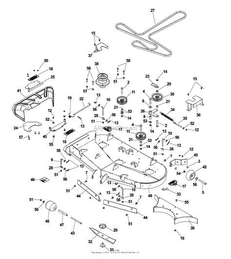 44 parts diagram dixon speedztr 44 968999547 2007 parts diagram for 44