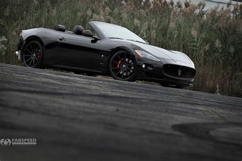 maserati performance parts photo gallery