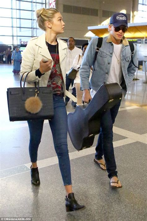 yolanda foster wearing converse kendall jenner and gigi hadid rock skintight trousers as