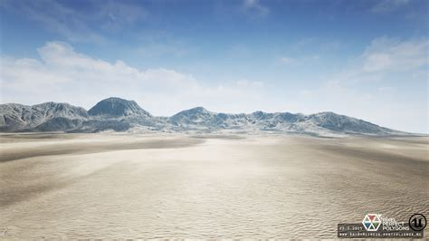 wide open landscape map shows  open world games     unreal engine