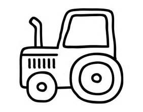 dibujo tractor cl 225 sico colorear dibujos net