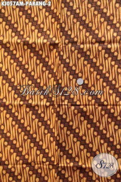 Parang Kupu Sogan gambar batik motif indonesia asli toko batik 2018