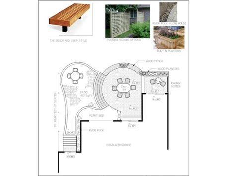 Landscape Architecture Kitchener Waterloo Cad Designs Or 3d Sketches Lawnsite