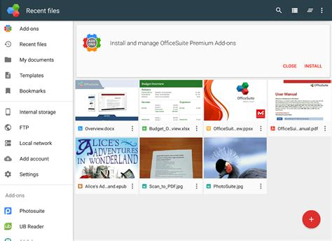 pdf editor for android officesuite pdf editor android apps on play