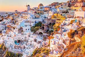 Different Styles Of Houses santorini island greece hotels holidays dreamingreece com