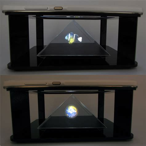Diy Holographic Phone