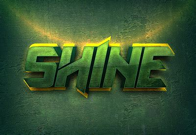 tutorial photoshop logo text how to create a shiny summer text effect in adobe photoshop